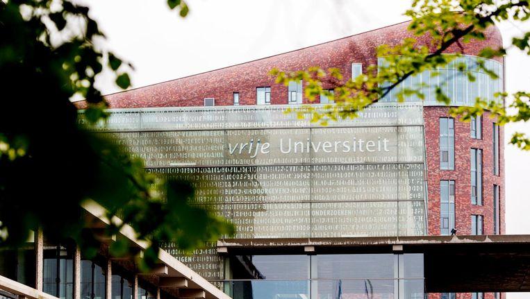 Vrije Universiteit Beeld anp