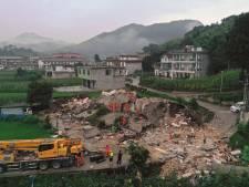 Un séisme fait au moins 12 morts et 134 blessés en Chine