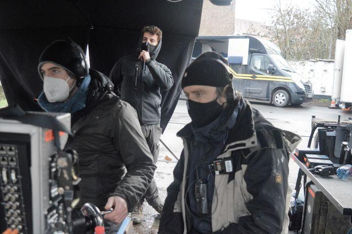 Cameraman Piet Deyaert en regisseur Wim Temmerman bundelden de krachten voor een kortfilm met de Kruibeekse polders en de getijdenmolen als decor.