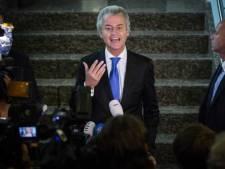 PVV-Senaatsfractie staat unaniem achter Wilders