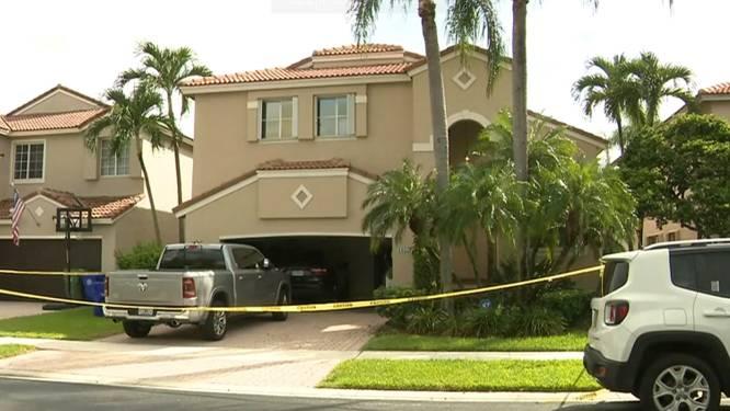 Man schiet in Florida drie familieleden dood, kind enige overlevende