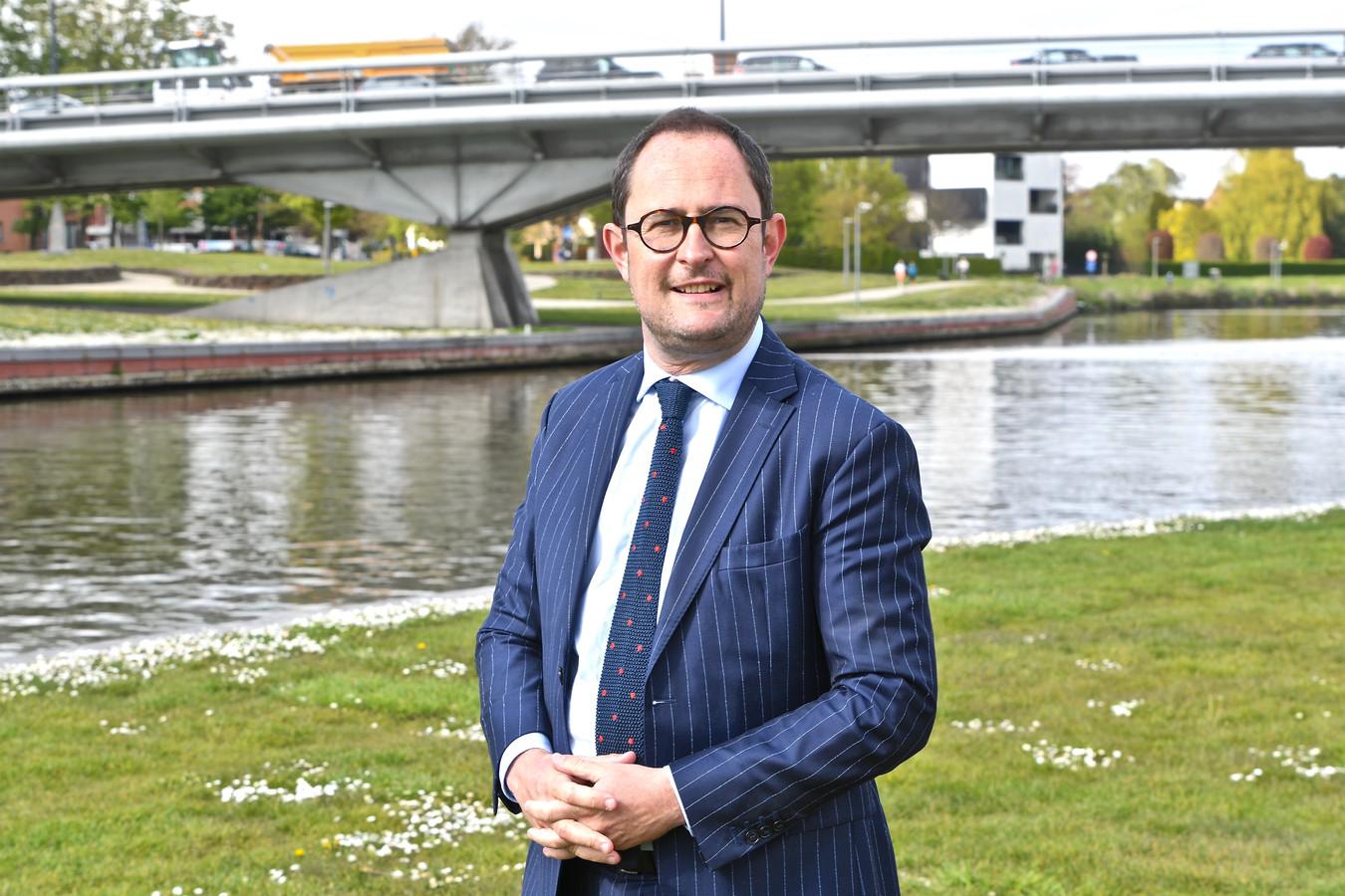 Vincent Van Quickenborne, le ministre de la Justice