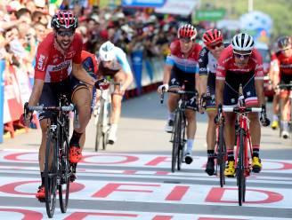 """De Gendt zorgt voor derde Belgische ritzege in Vuelta: """"Sprint van mijn leven"""""""