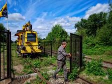 Spoor bij Veghel maakt ruim baan voor natuur