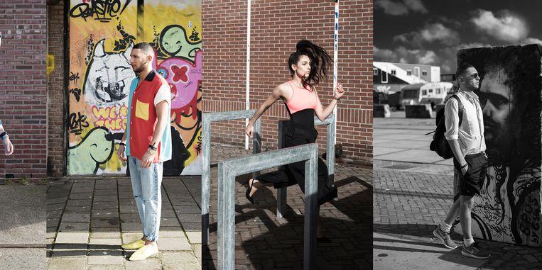 12: twee bekende online-modenamen stellen hun favoriete outfits voor komend seizoen samen. Beeld Robin de Puy