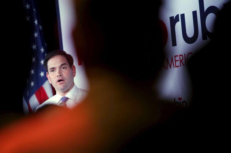 Marco Rubio. Beeld AP