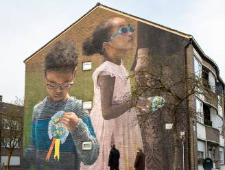 """Grootschalig festival gaat Nieuw Gent omvormen tot graffiti-paradijs: """"Om het imago van de buurt op te krikken"""""""