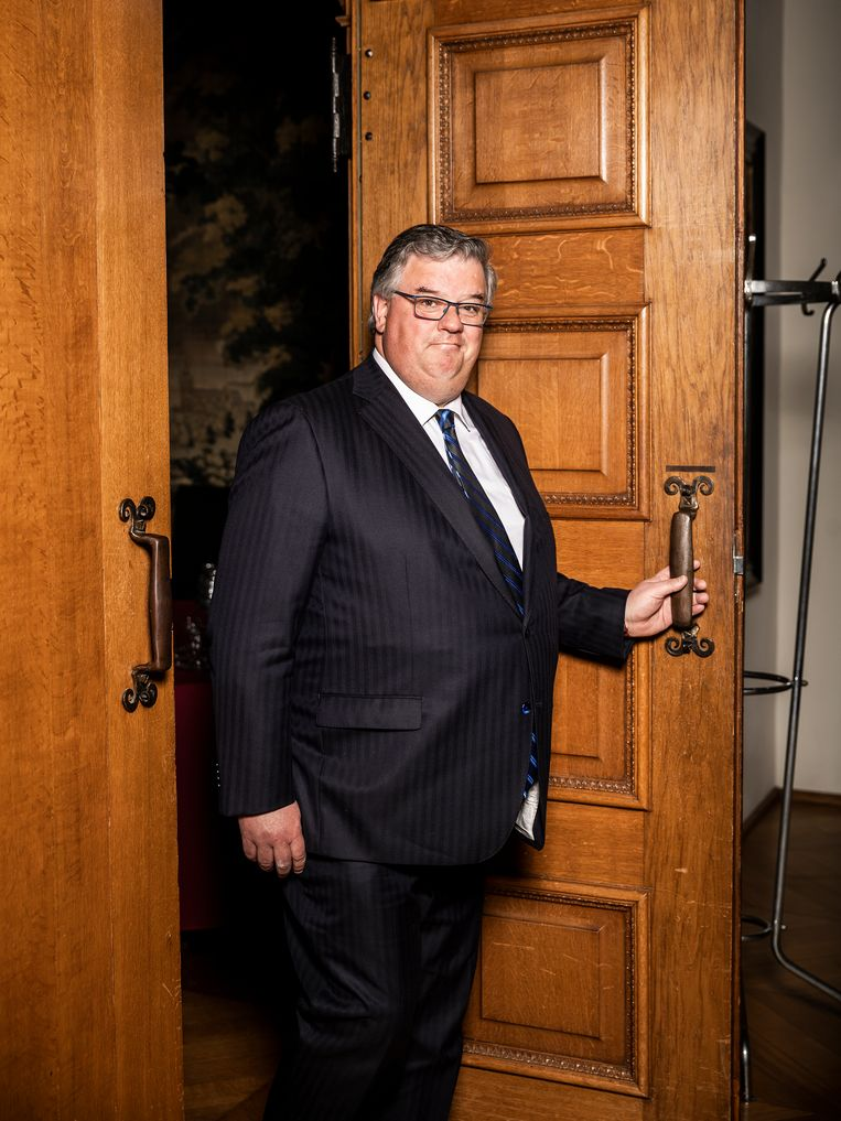 Hubert Bruls is sinds 2012 burgemeester van Nijmegen en voorzitter van het Veiligheidsberaad.   Beeld Jiri Büller