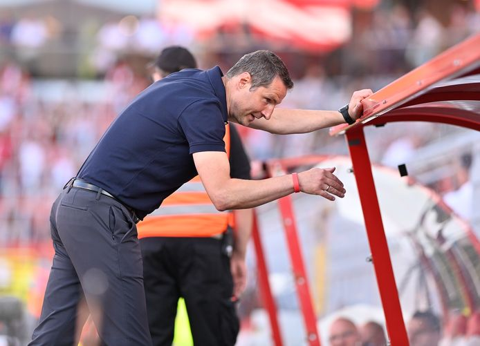 Antwerp-coach Priske
