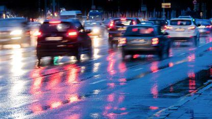 Wegen en Verkeer waarschuwt voor gevaarlijk gladde ochtendspits