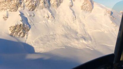 VIDEO. Zo ziet een gecontroleerde lawine eruit