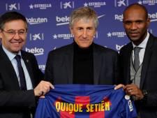 """Quique Setién, nouveau coach du Barça: """"Tout gagner et jouer un bon football"""""""