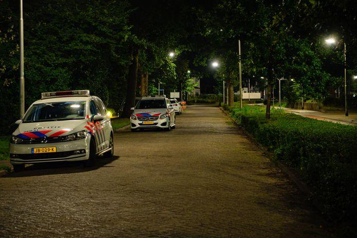 Overval op woning in Tilburg