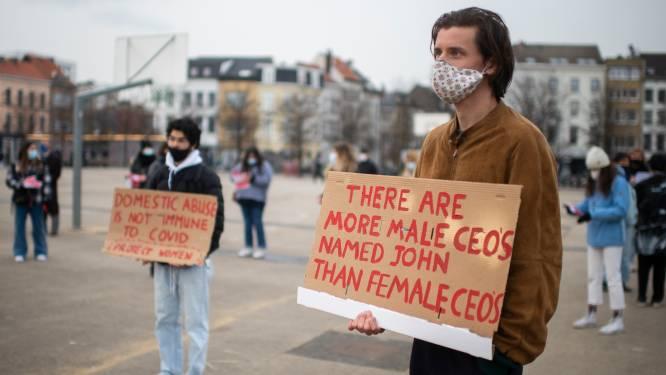 300 actievoerders komen samen op Internationale Vrouwendag om te strijden voor vrouwenrechten