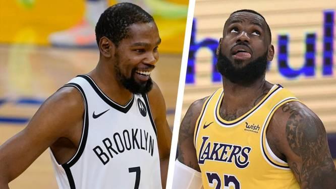 Team Durant vs. Team LeBron: alles wat je moet weten over de All-Star Game in NBA