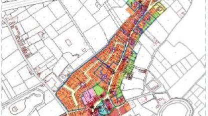Eerste taak voor nieuwe Gecoro: Nieuw ruimtelijk uitvoeringsplan voor Zevergem