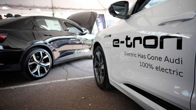 Audi Brussels ontwikkelt sneltest voor batterij van elektrische wagen