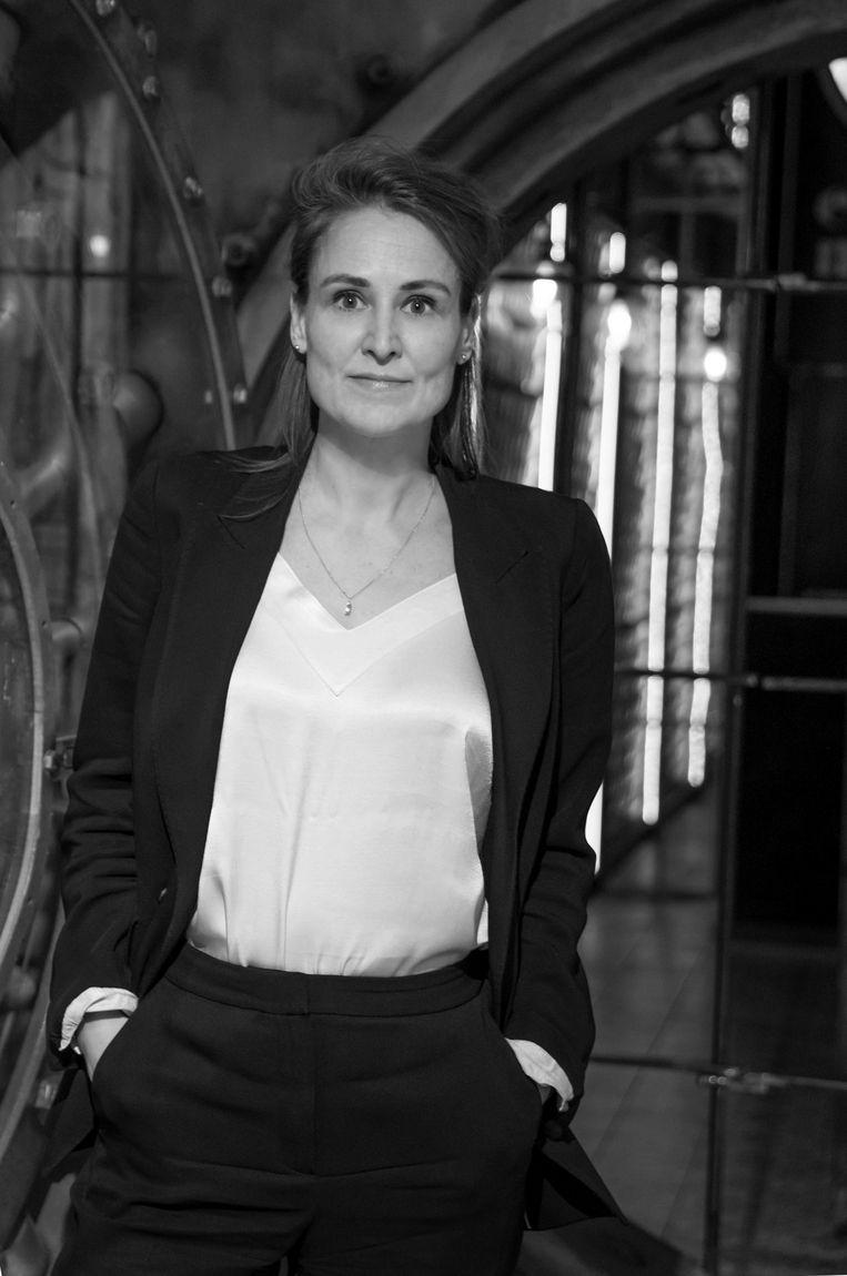Mickelle Haest: 'Niets zo uitzonderlijk als het leven.' Beeld Moon Jansen