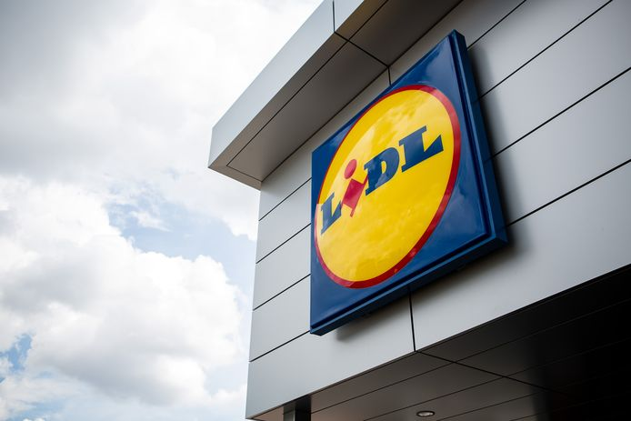 Magasin Lidl à Bruxelles (archives).