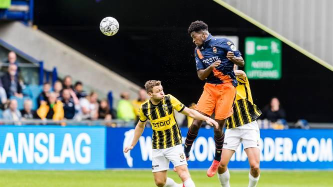 Kopzorgen voor Vitesse: in 2021 al twaalf tegengoals met het hoofd