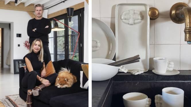 Schoenenontwerpster Virginie Morobé uit 'Latem Leven' verkoopt nu ook decocollectie