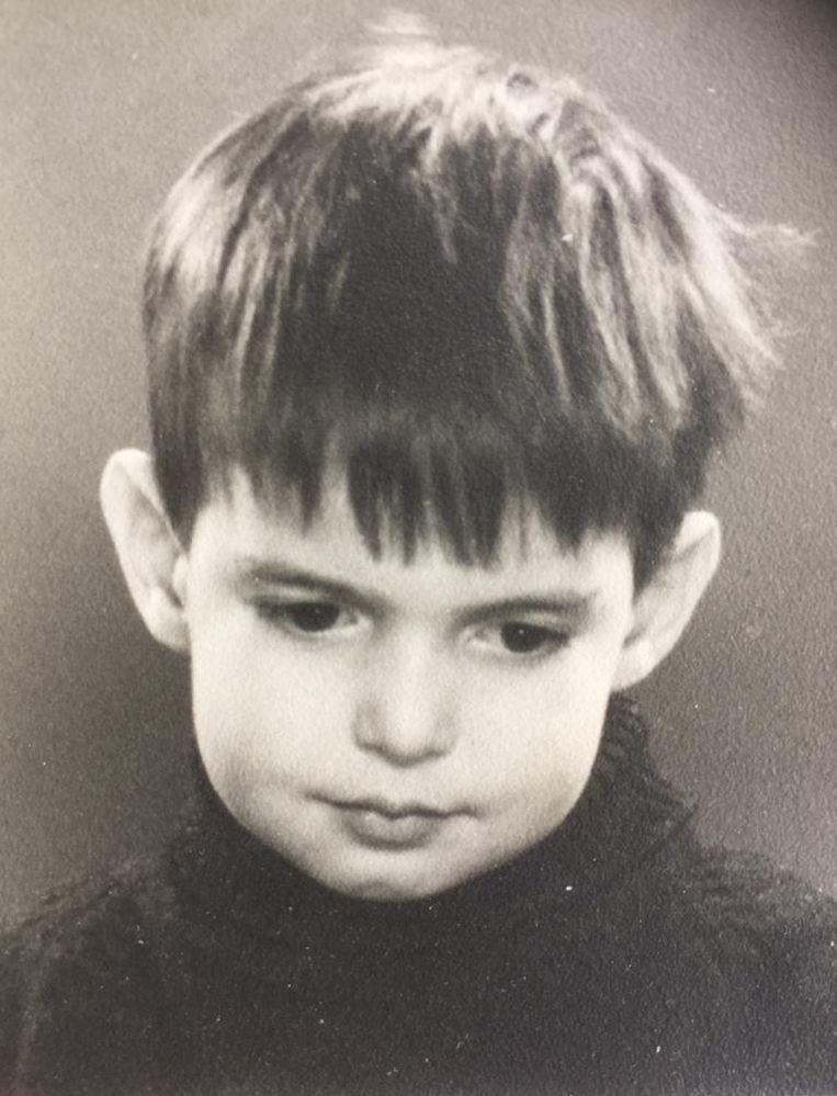 Kinderfoto Rob Polak Beeld