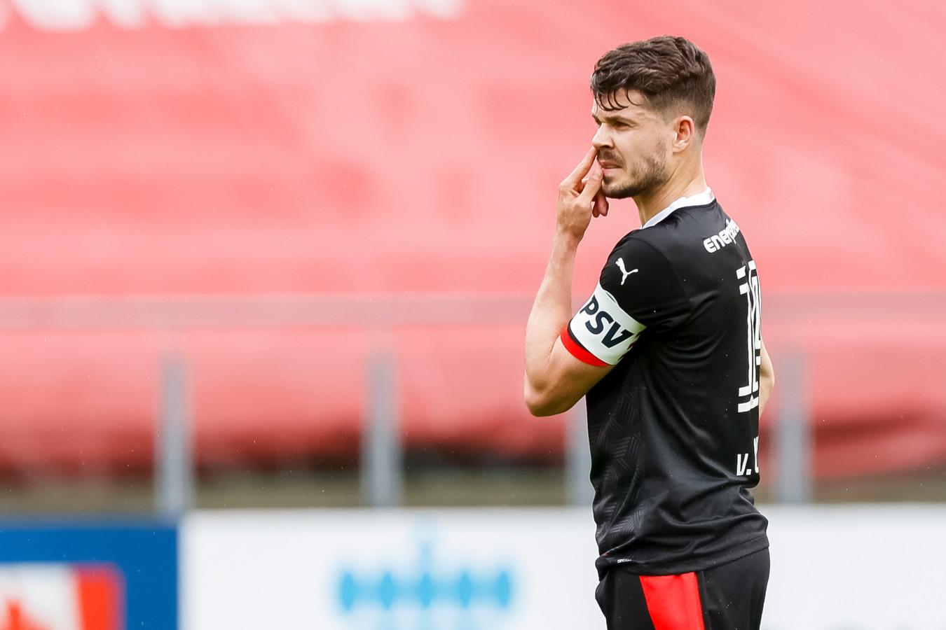 Marco van Ginkel moet PSV komende week voor de vijfde keer gaan versterken.