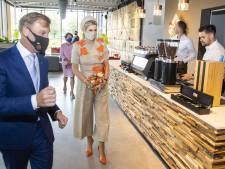 Inbrekers richten ravage aan bij Hesselink Koffie: 'Die rode loper lag er voor de koningin, niet voor hen'