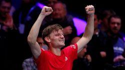 Davis Cup-team kan op Goffin rekenen tegen Hongarije, Cagnina maakt debuut