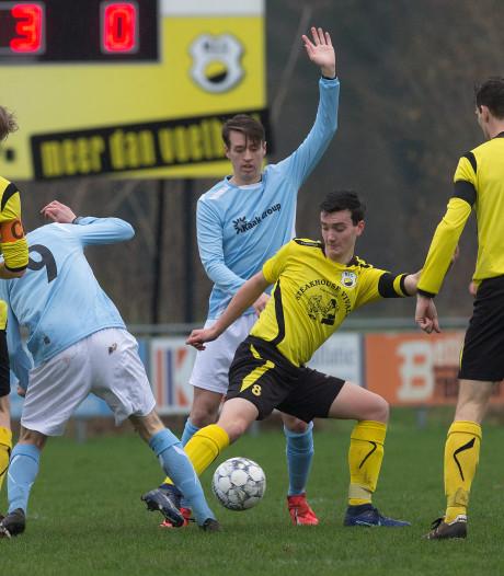 Voetballandschap in regio wijzigt toch; ook al is er geen promotie en degradatie
