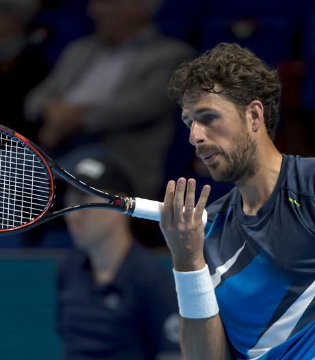Haase rekent voor oog van Federer af met routinier Chiudinelli