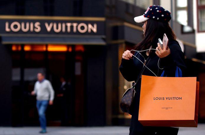 Un sachet Louis Vuitton peut vous rapporter jusqu'à 80 euros.