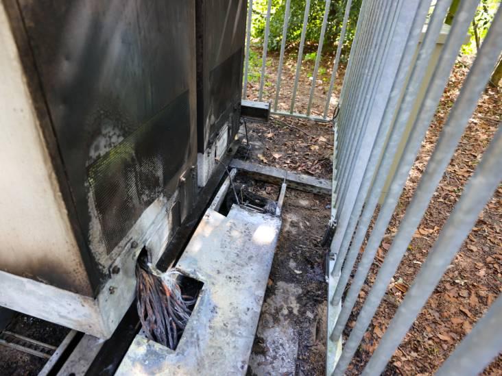 Veldhovenaar (30) opgepakt voor twee zendmastbranden in zijn woonplaats