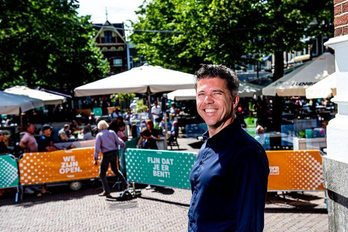 Apeldoorn krijgt met Marco Bod een centrummanager met het Apeldoorns DNA.