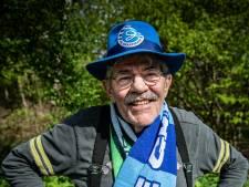Jolink gek van De Graafschap: 'Thuis wedstrijden kijken heeft mijn vrouw verboden, dan sloop ik de boel'