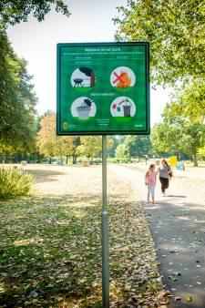 Zeven weken lang werkzaamheden in en rondom Beatrixpark in Schiedam