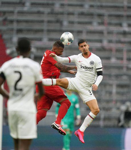 Flick verwacht Boateng op tijd fit voor topper tegen Dortmund