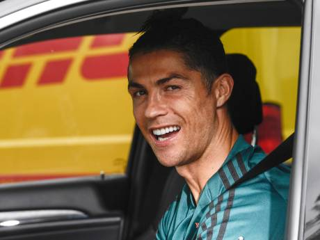 Spelers Juventus lijken klaar met speciale behandeling Ronaldo na bezoekje aan Ferrari