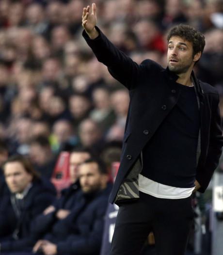 Garcia na punt bij PSV: 'Dit is best een speciaal moment'