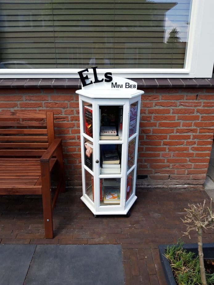 Els Mini Bieb aan de Brandseweg 65 is de veertiende mini-bieb van Etten-Leur. Bij diverse biebjes zijn op de open dag  activiteiten, zoals bij Vondelinghof 5, waar tussen half twaalf en half één een grabbelton staat.