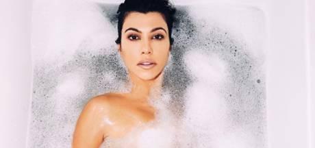 Photoshop-blunder voor Kourtney Kardashian