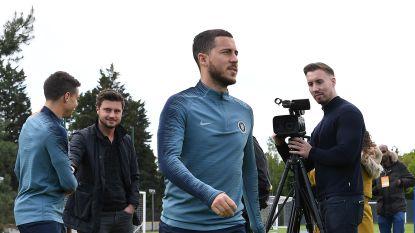 De nervositeit neemt toe: moet Hazard transfer naar Real forceren op zijn Courtois'?