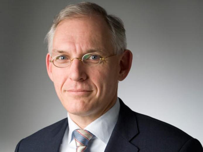 René Smit, voorzitter Raad van Bestuur ZorgSaam.