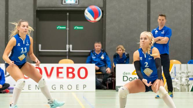 Volleybalsters van Voltena naar eredivisie: 'Dit is voor ons een droom die uitkomt'