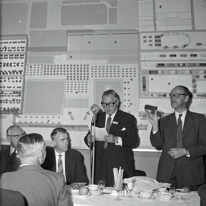 DAF Congres eind jaren vijftig of begin jaren zestig