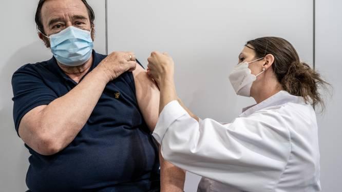 """België snelst vaccinerende land van de EU: """"Nieuwe versoepelingen kunnen besproken worden op volgend Overlegcomité"""""""