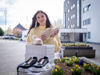 """TEW-studente Amber (23) runt eigen online schoenenwinkel Ferriore: """"Met zaak begonnen nadat studentenjob wegviel door corona"""""""