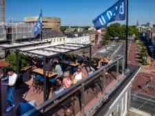 Welkom in Blou, de nieuwe hotspot-op-hoogte in Arnhem