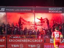 Go Ahead Eagles weer op radar KNVB: vuurwerk in uitvak Almere City FC