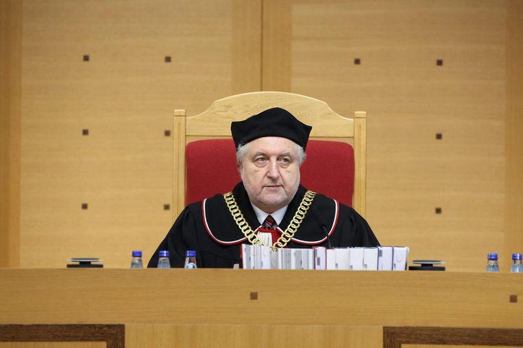 Andrzej Rzeplinski. Beeld epa